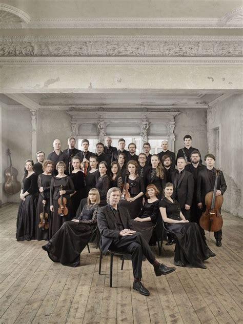 The Sinfonietta Rīga Chamber Orchestra and Ksenija ...