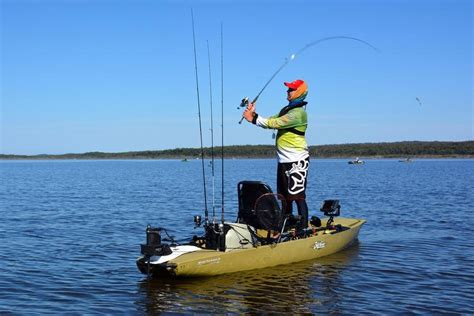 Pro Angler Boats by 2015 New Hobie Cat Mirage Pro Angler 14 Kayak Boat For