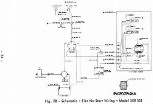 Massey Ferguson 240 Alternator Wiring Diagram