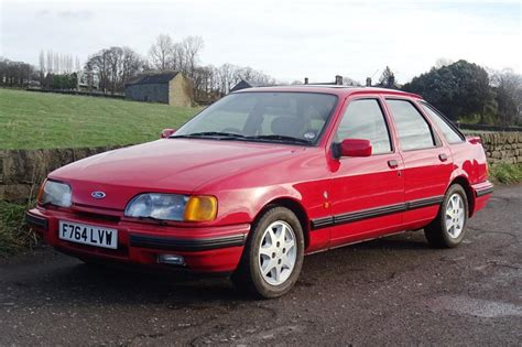 1988 Ford Sierra Xr4x4 for Sale | Classic Cars for Sale UK