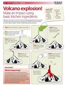 Volcano Science Project