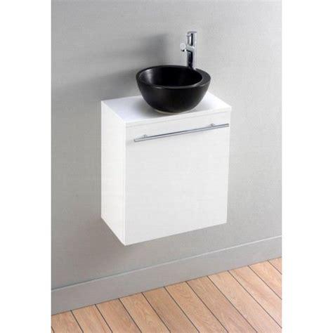 id 233 e meuble vasque wc pas cher