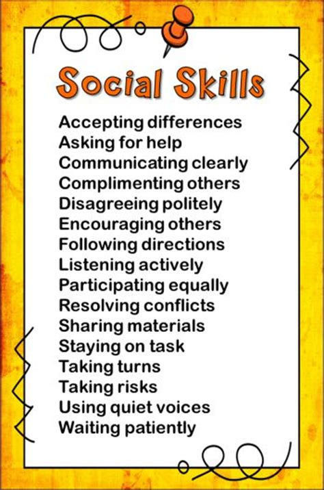 social skills preschool 25 best ideas about teaching social skills on 295