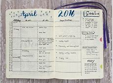 10 Monthly Layouts to Simplify Your Life Page Flutter
