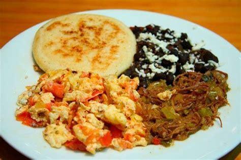 como preparar desayuno criollo venezolano como lo