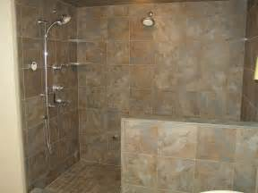 Image of: Sigovich Design Build Interior Bathroom Remodeling The Proper Shower Tile Designs And Size