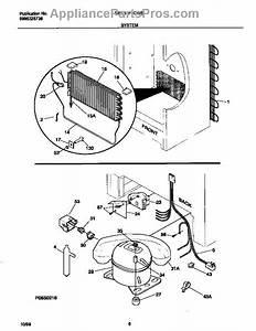 Parts For Frigidaire Mfu14f3gw5  System Parts