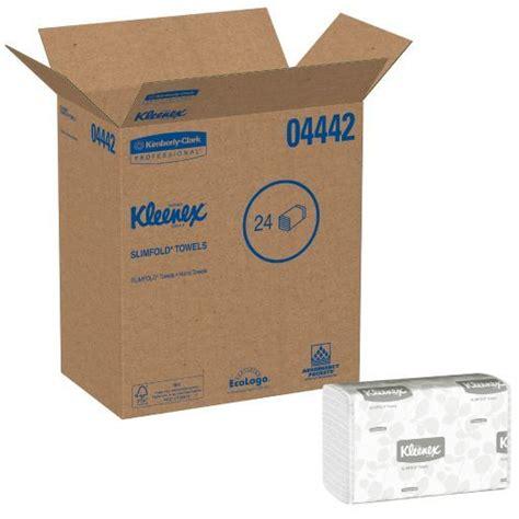 KC 04442 Kleenex Slim Fold Towels - Topline Sanitation Inc.