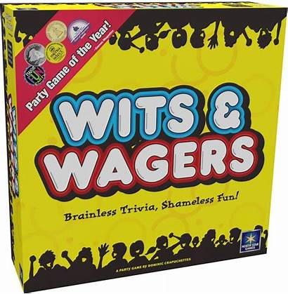 Wits Wagers Board 2nd Edition Games Gift