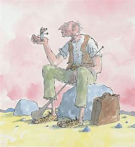 Sir Quentin Blake: Roald Dahl book illustrator is the man ...