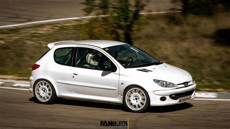 Peugeot 206 Rc by Peugeot 206 Rc Vs M3 E46 Can Padro 13 04 14