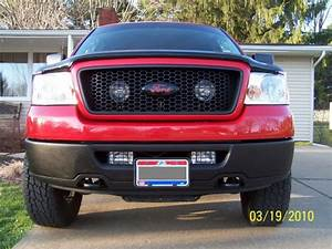 2007 F150 Lights New Lower Lights Plus Behind Grille And Quot Rhino Lined