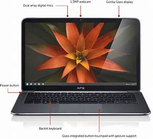 Dell Xps 13 Ultrabook Manual    User Guide
