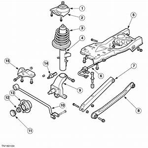 I Have A Rattle In The Backend Of My 2002 Cougar  I Have Replaced The Bushings In The Sway Bars
