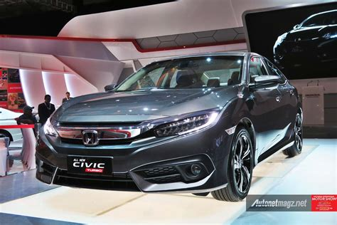 honda indonesia all new honda civic turbo indonesia