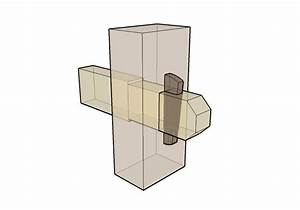 The tusk tenon: a recursive joint on the wall off the wall