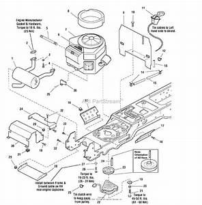 Briggs Stratton Engine Carburetor Diagram
