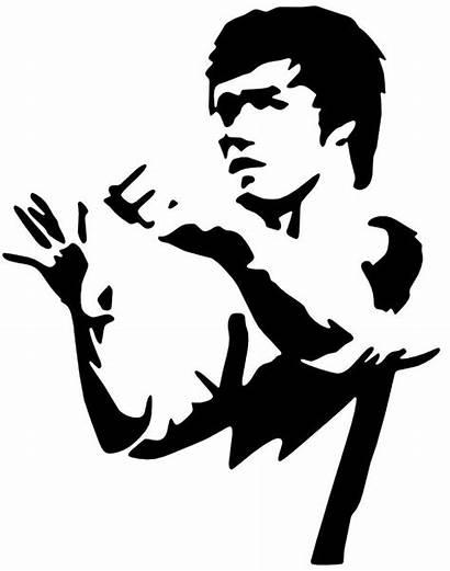 Stencil Bruce Lee Buddha Mylar Beatles Prince