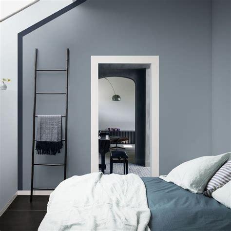 peinture pour mur de chambre 1000 idées sur le thème salles de bains gris bleu sur
