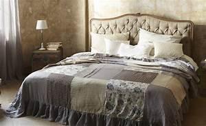 Bett Mit Kissen Dekorieren : die richtigen textilien f r das schlafzimmer ~ Bigdaddyawards.com Haus und Dekorationen