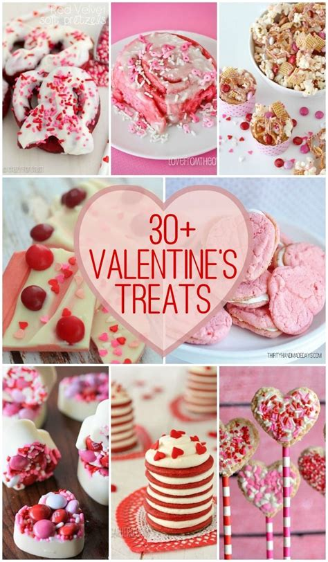 Best 25+ Valentine Treats Ideas On Pinterest  Valentines