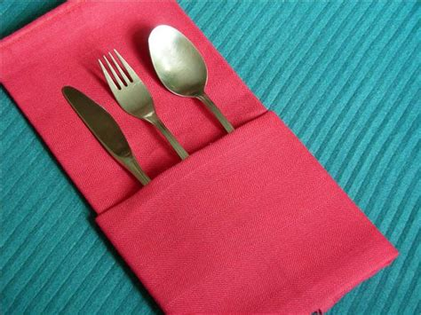 easy napkin fold serviette napkin folding the simple pocket recipe food com