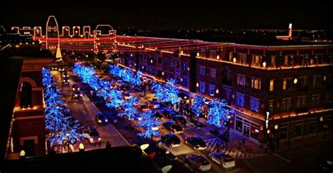 joe pool christmas lights it s official in the square will return to frisco for its 8th year nov 29
