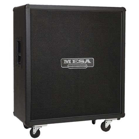 Mesa Boogie Cabinet Dimensions by Mesa Boogie Rectifier 4x12 Quot Standard 3290101 171 Guitar Cabinet
