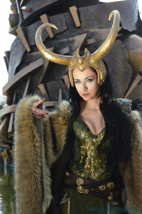 Top 20 Best Lady Loki Cosplay From Marvel Comics