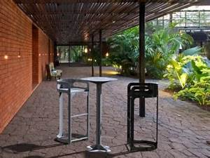 Chaise Mange Debout : chaise metallique mange debout id ~ Teatrodelosmanantiales.com Idées de Décoration
