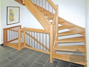 Handlauf Für Treppe : wiehl treppen eingestemmte treppen ~ Markanthonyermac.com Haus und Dekorationen