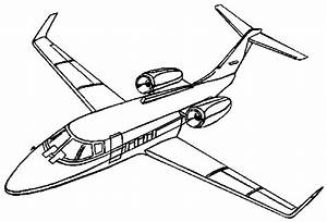 Airplane Coloring Pages - Coloringpages1001.com