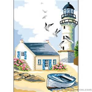canevas p 233 n 233 lope le phare luc cr 233 ations la maison du