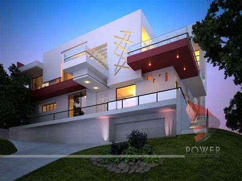 architectural visualization rendering modeling