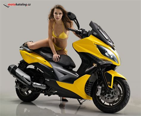 Modification Kymco K Xct 200i by Kymco Xciting 400 Katalog Motocykl A Motokatalog Na