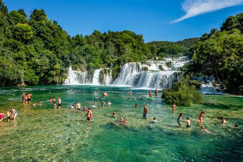 Visiting Krka National Park in Croatia • The Blonde Abroad