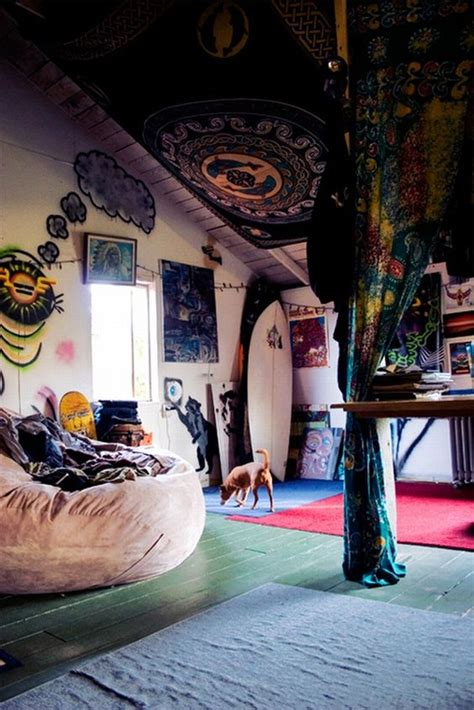 chambre rasta décoration chambre reggae