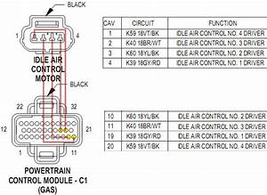 Iac Wiring Help