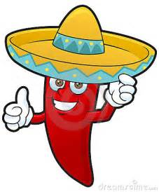 Mexican Chili Pepper Clip Art
