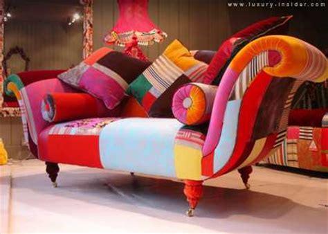 hippy chic furniture lisa whatmoughs patchwork sofas