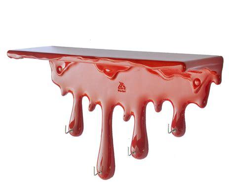 Mensola Rossa Mensola Portachiavi Rossa Duzzle