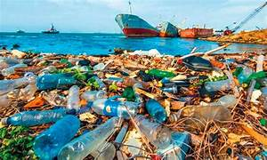 Global Action Needed To Beat Plastic Pollution