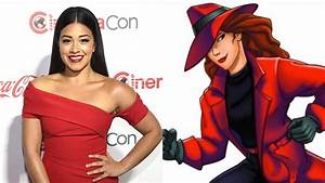 Netflix Is Reportedly Reviving Carmen Sandiego With Gina