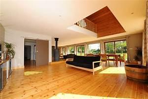 realisations maisons tiro maisons ossature bois en kit tiro With amazing renovation maison exterieur avant apres 8 maison ossature bois plain pied