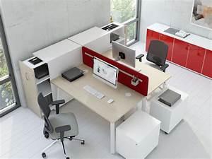 Schreibtisch Zwei Personen : schreibtisch f r 2 personen ogi a b rom bel ~ Markanthonyermac.com Haus und Dekorationen