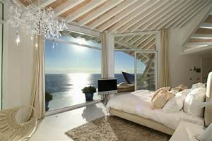 magnifiques chambres avec une belle vue a couper le With une belle chambre a coucher