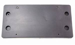 Front License Plate Mount Bracket Holder 99