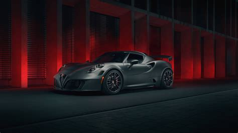 Alfa Romeo Performance Parts by This Alfa Romeo 4c Makes 500 Hp From Just 1 9 Liters