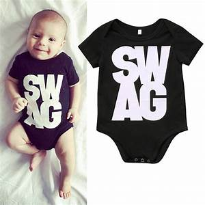 Infant baby toddler T Shirts Kid Minecraft Tops Swag ...