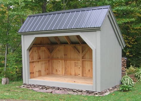 woodbin  wood shed plan jamaica cottage shop